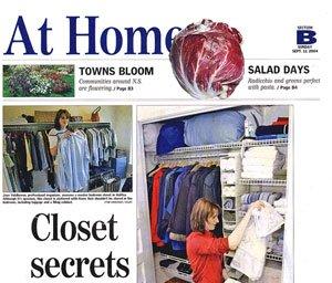 Halifax Herald Sep 2004
